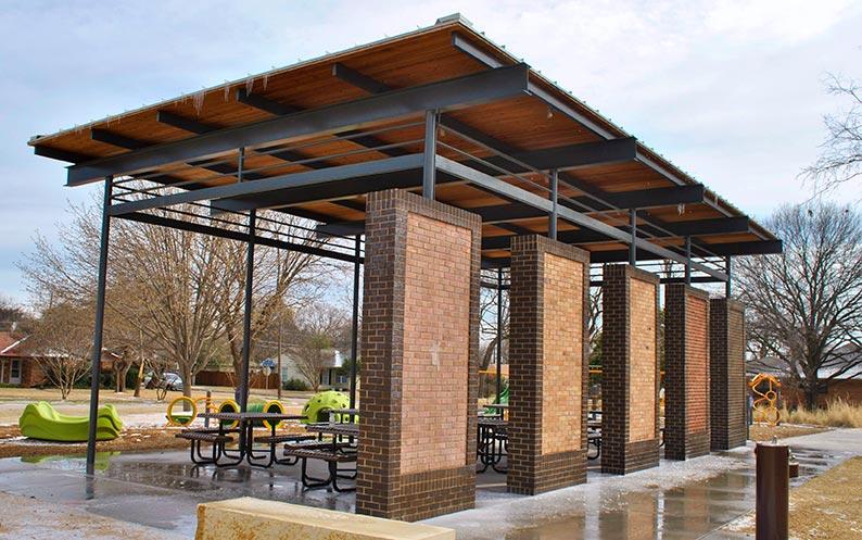 Durham Park Pavillion
