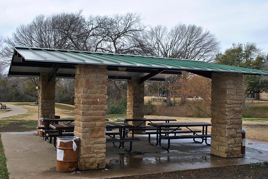 Heights Park Pavillion