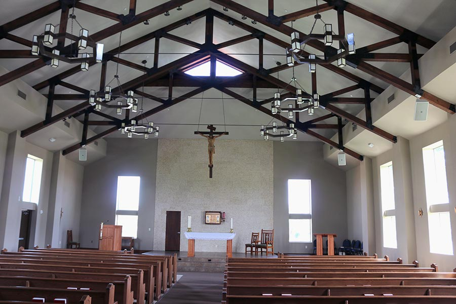 Newman Center Chapel at TAMU Kingsville